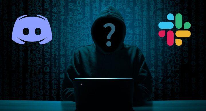 Slack et Discord utilisés par les hackers de propager les malwares
